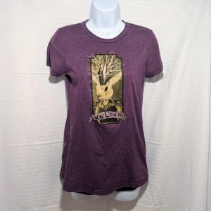 Volcom Graphic Tee Rabbit